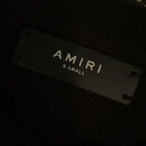 AMIRI Shirts - Amiri T-Shirt